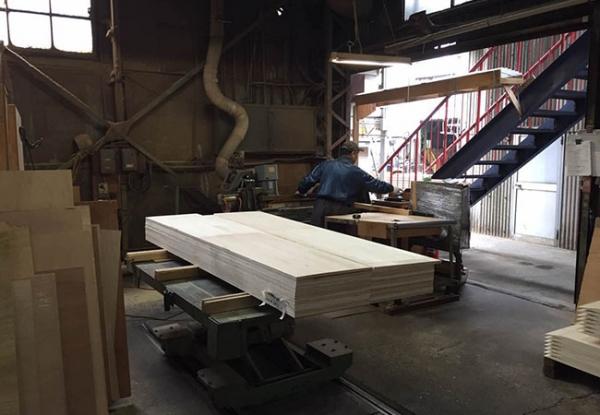 爱知县木材加工