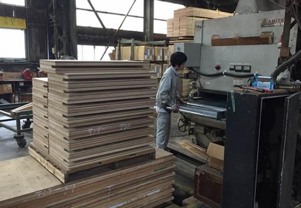爱知县木材加工产品