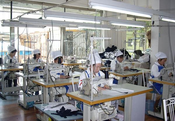 缝纫技能培训